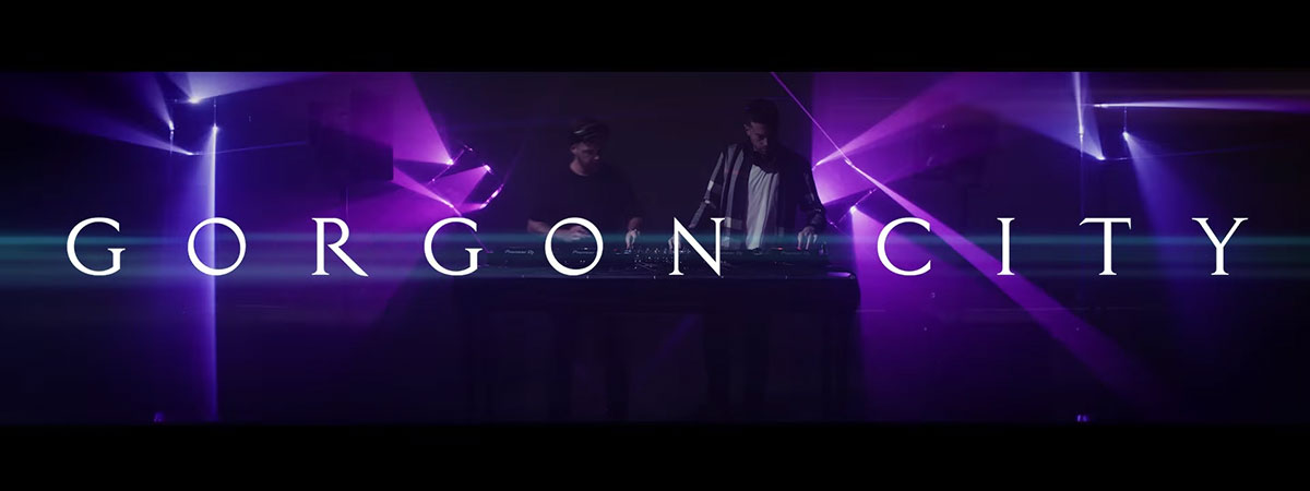 DJS-1000 performance video with Gorgon City