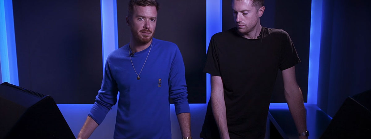 DJS-1000 Performance Walkthrough with Gorgon City