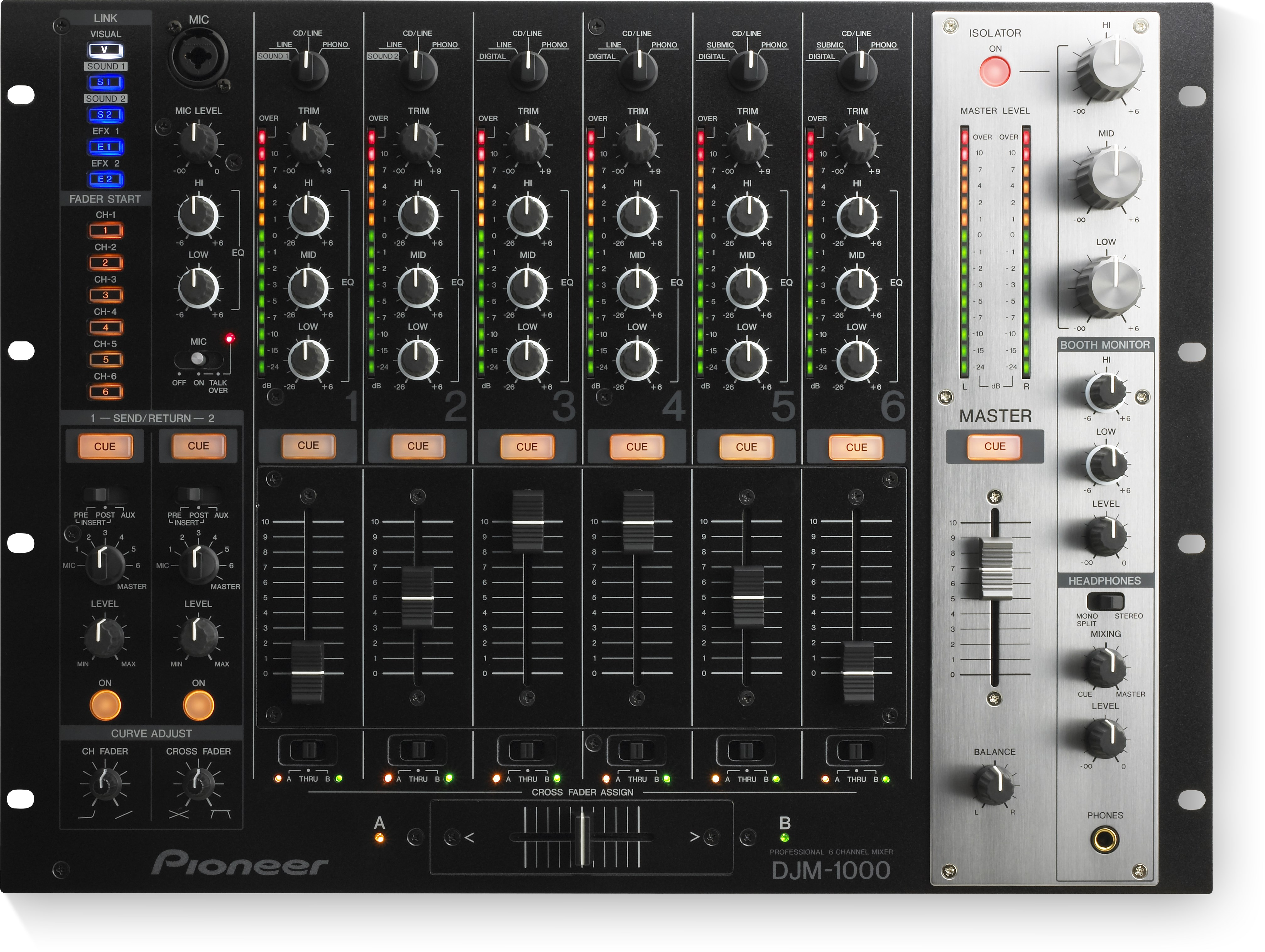 DJM-1000 main
