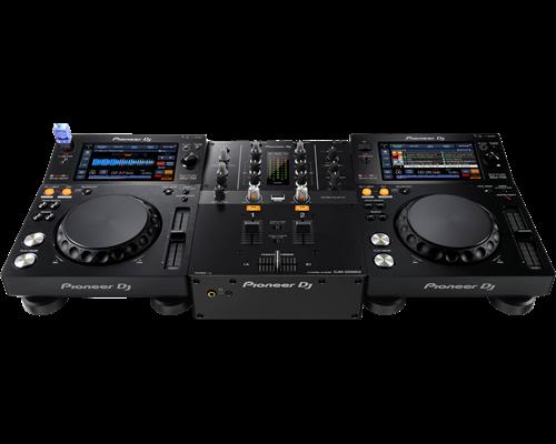 DJM-250MK2 - XDJ-700