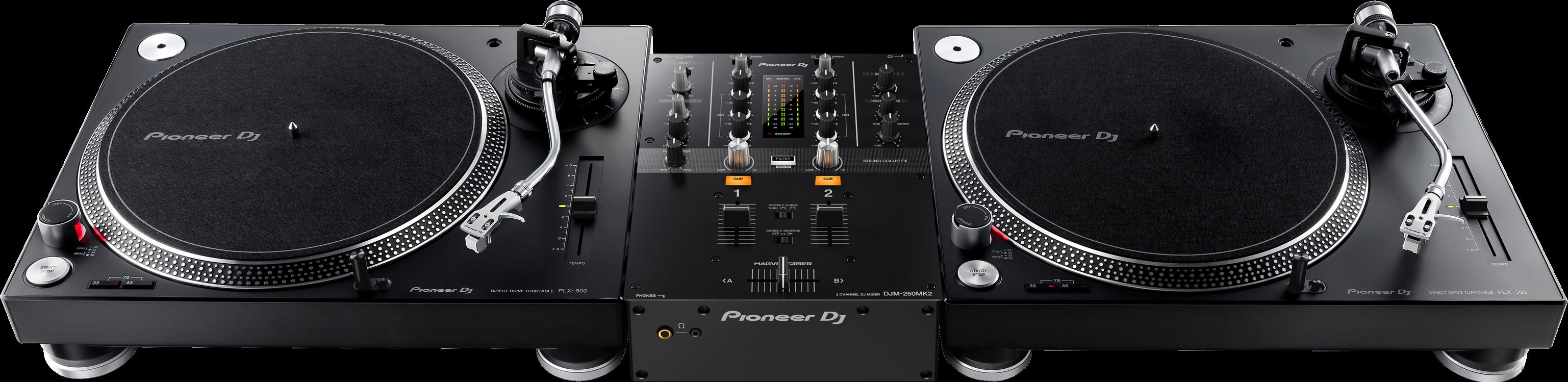 DJM-250MK2 - PLX-500