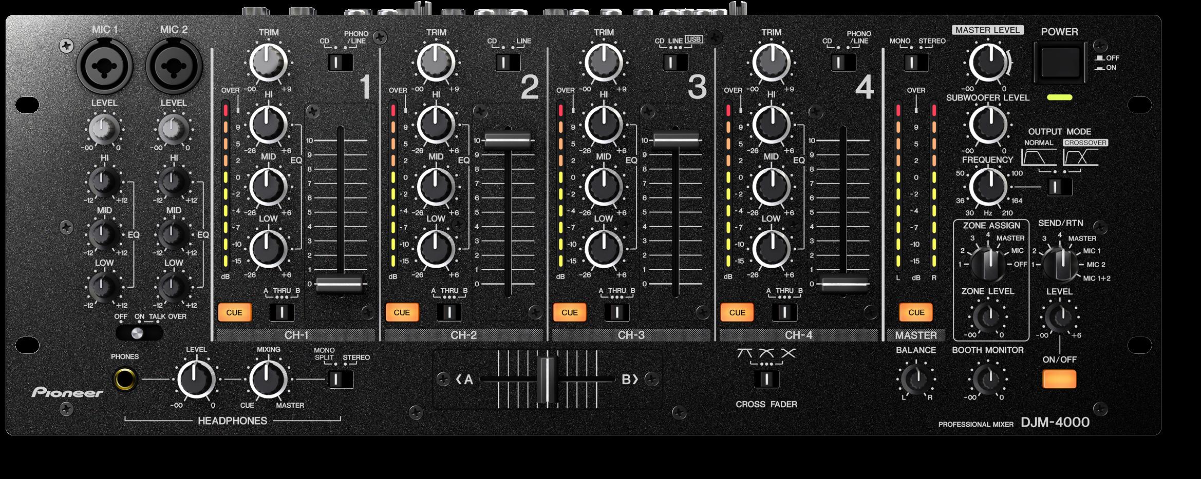 DJM-4000