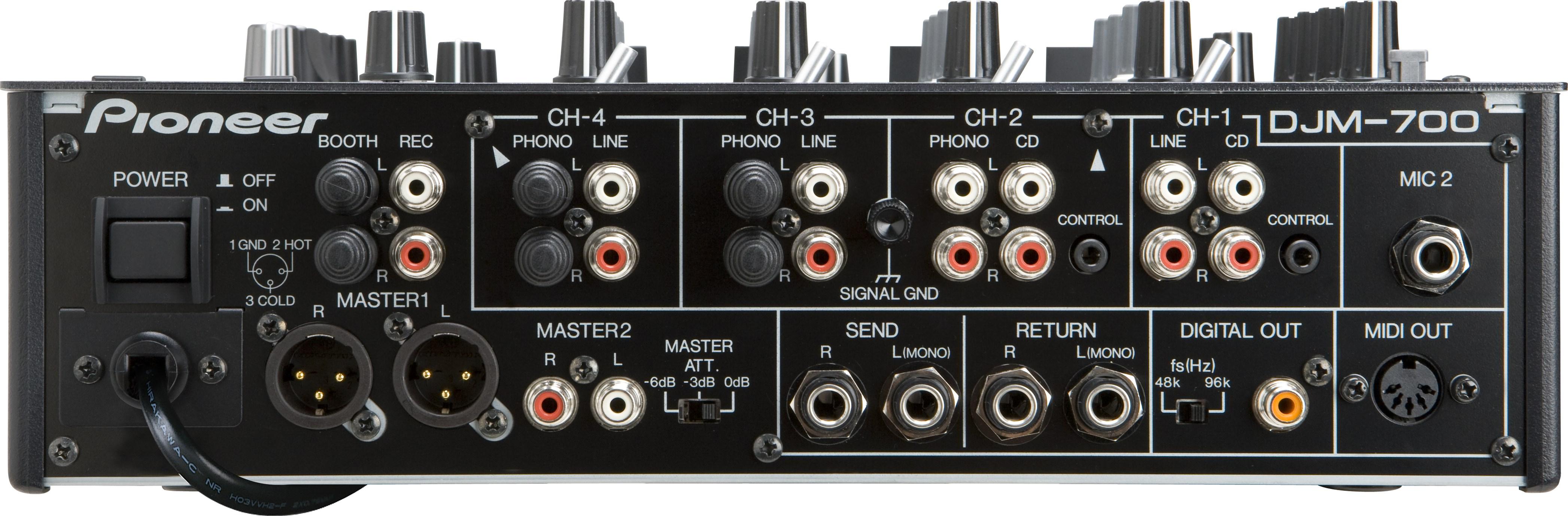 DJM-700 back