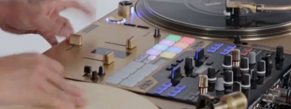 DJM-S9 video