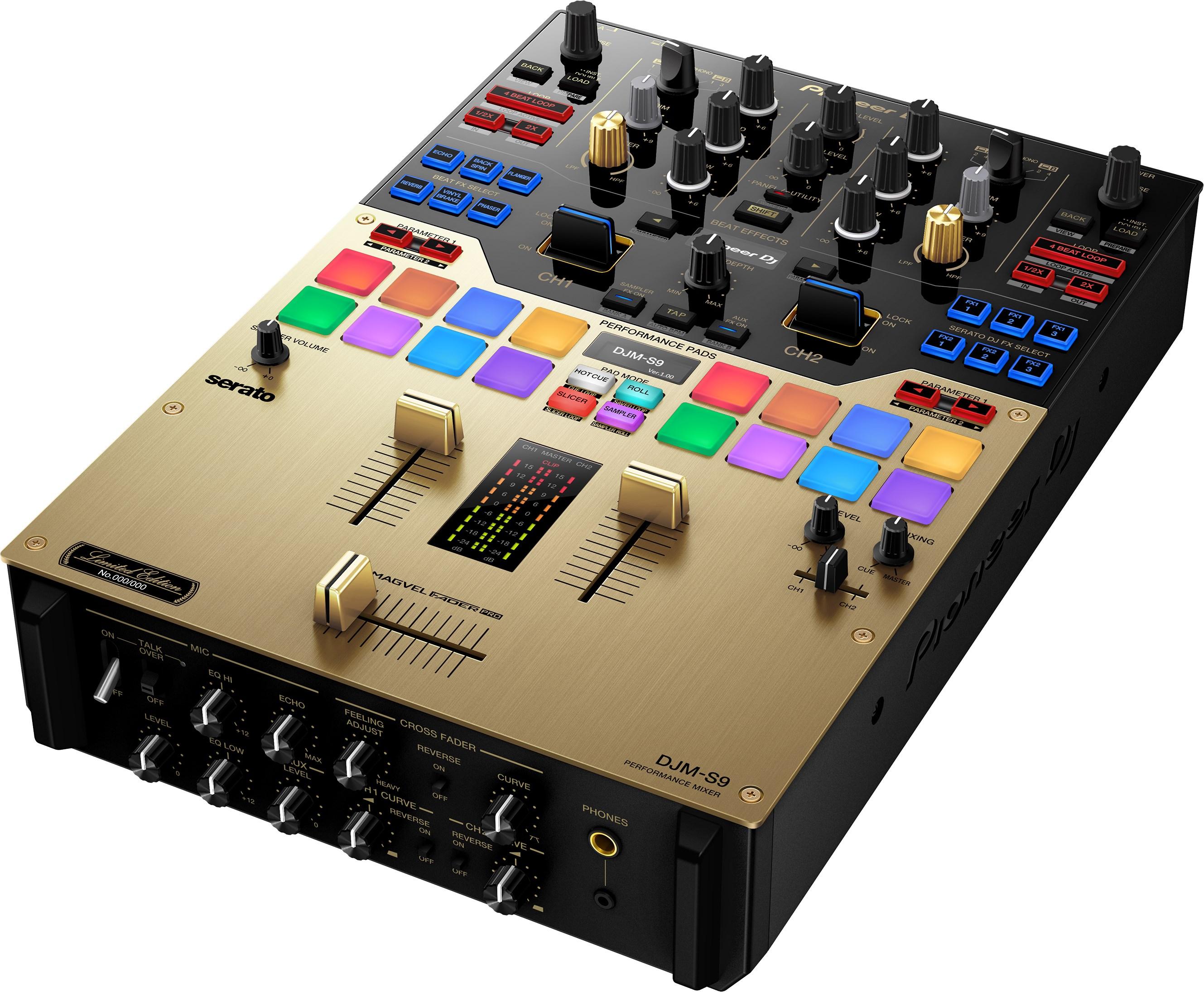 DJM-S9-N angle