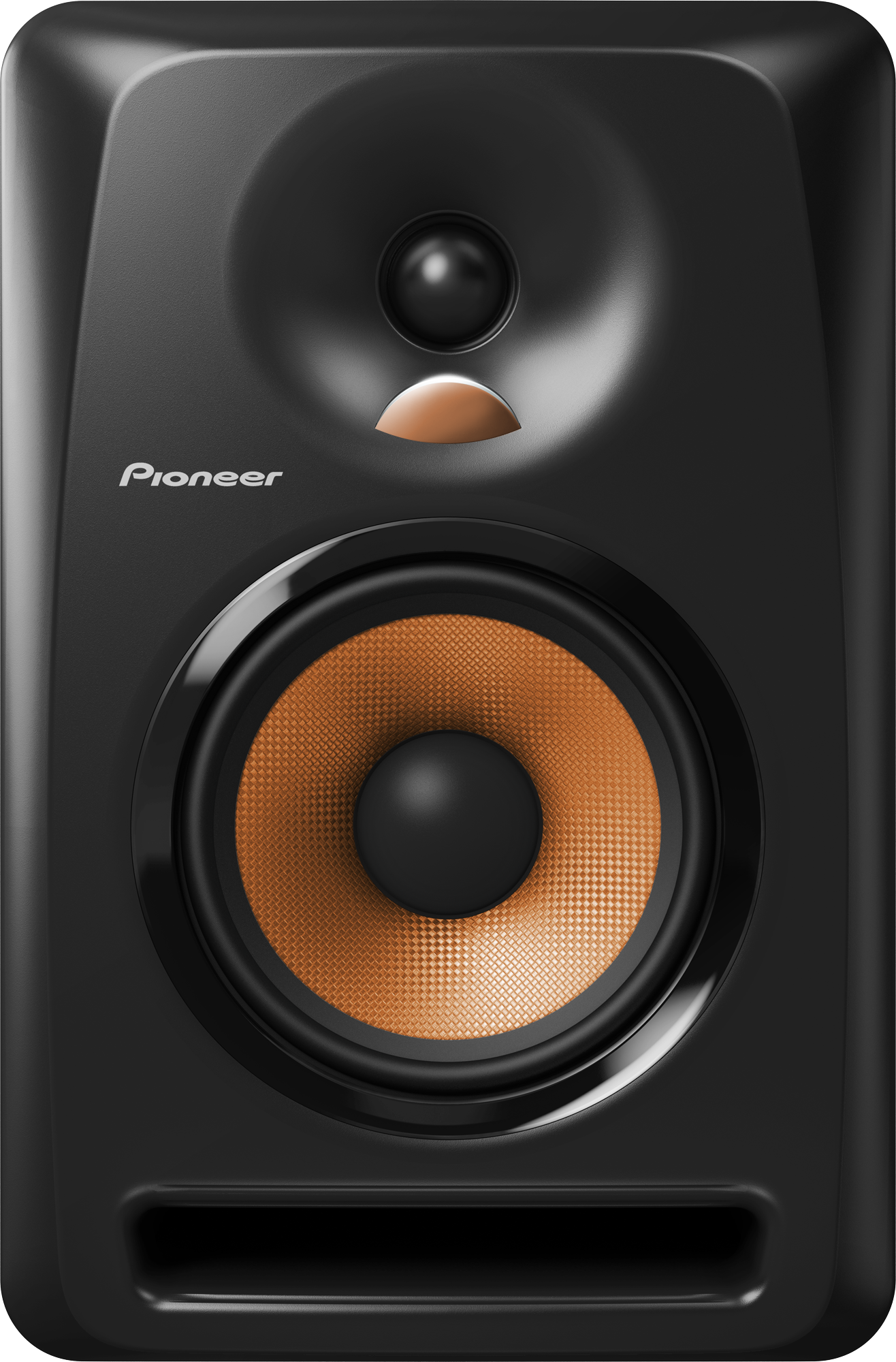 BULIT5 5-inch active reference monitor (black) - Pioneer DJ