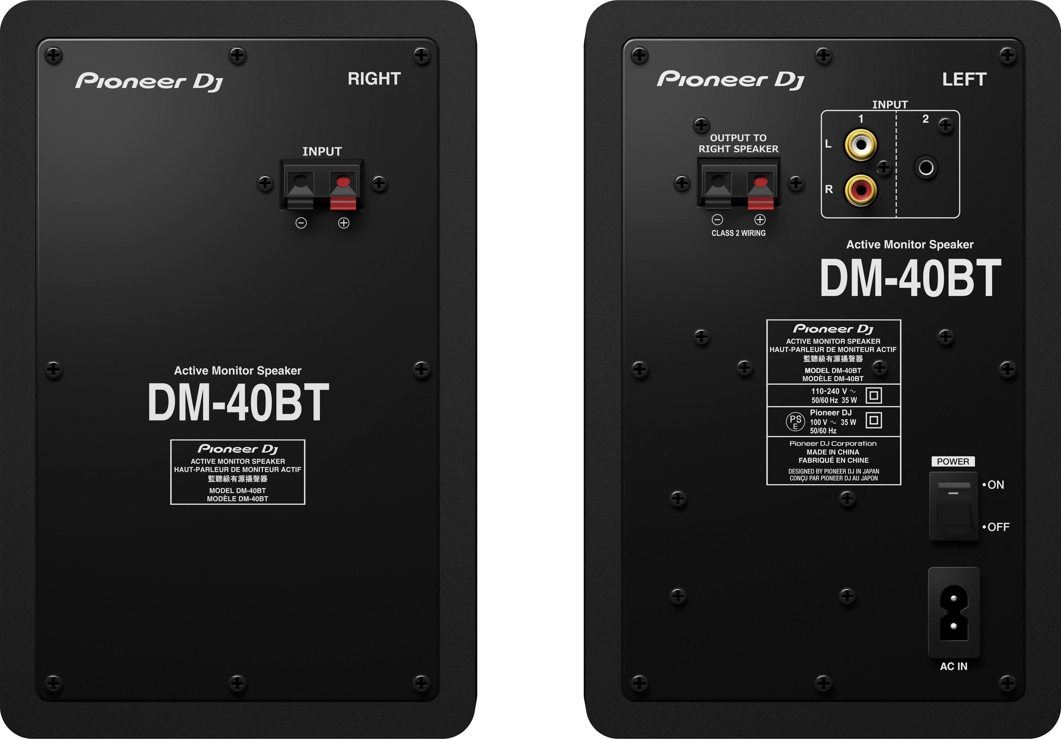 DM-40BT-K