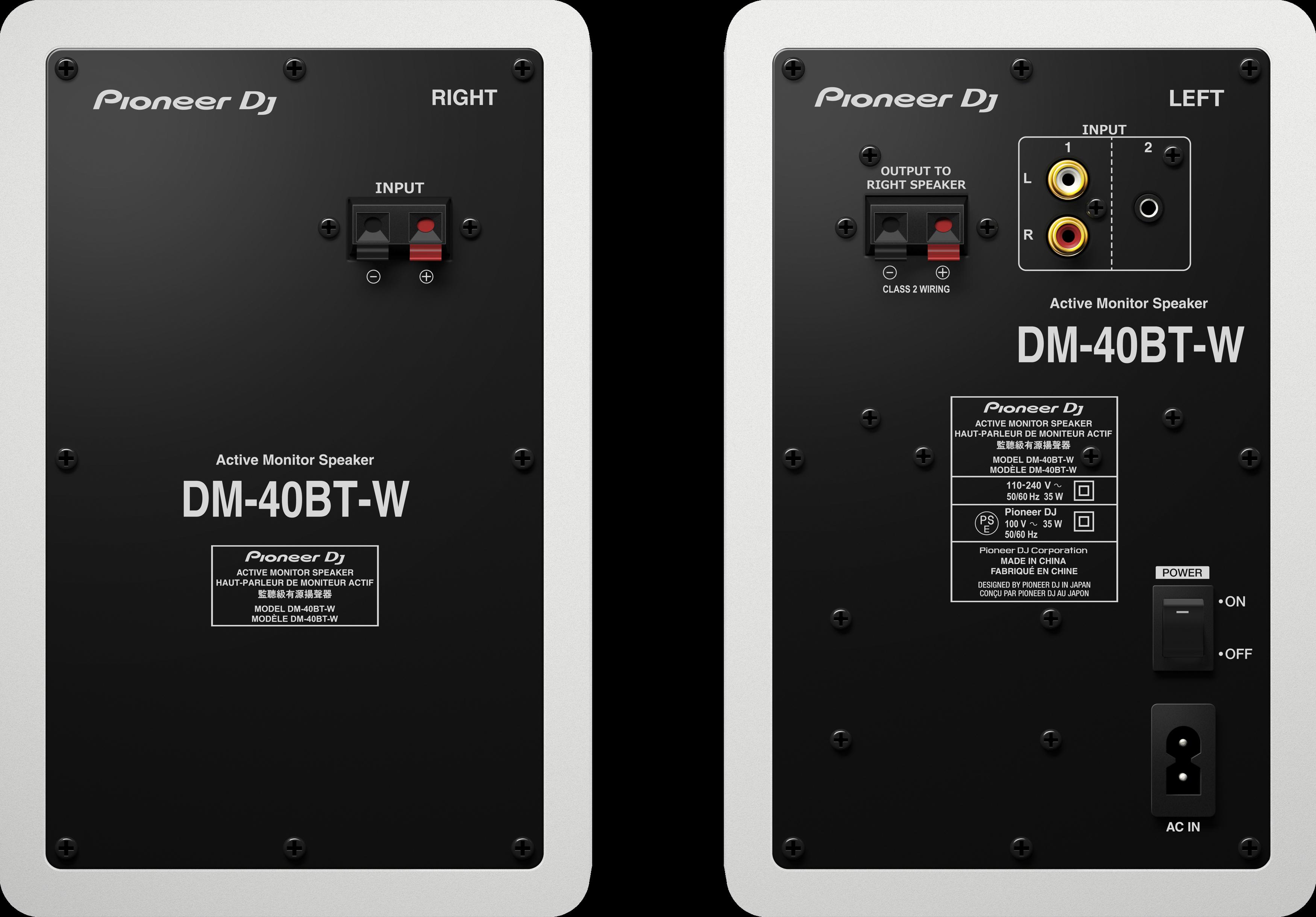 DM-40BT-W