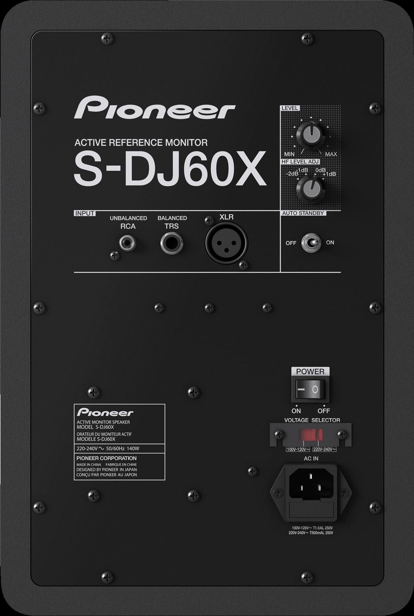 S-DJ60X back