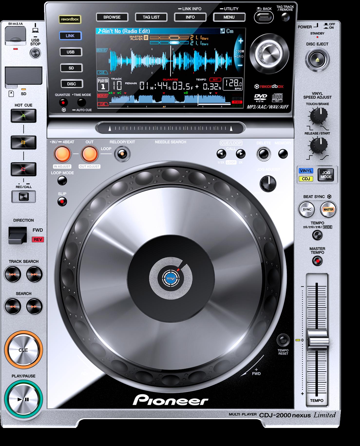 CDJ-2000NXS-M