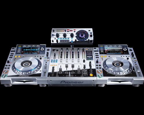 CDJ-2000NXS - DJM-900NXS-M - RMX-1000-M