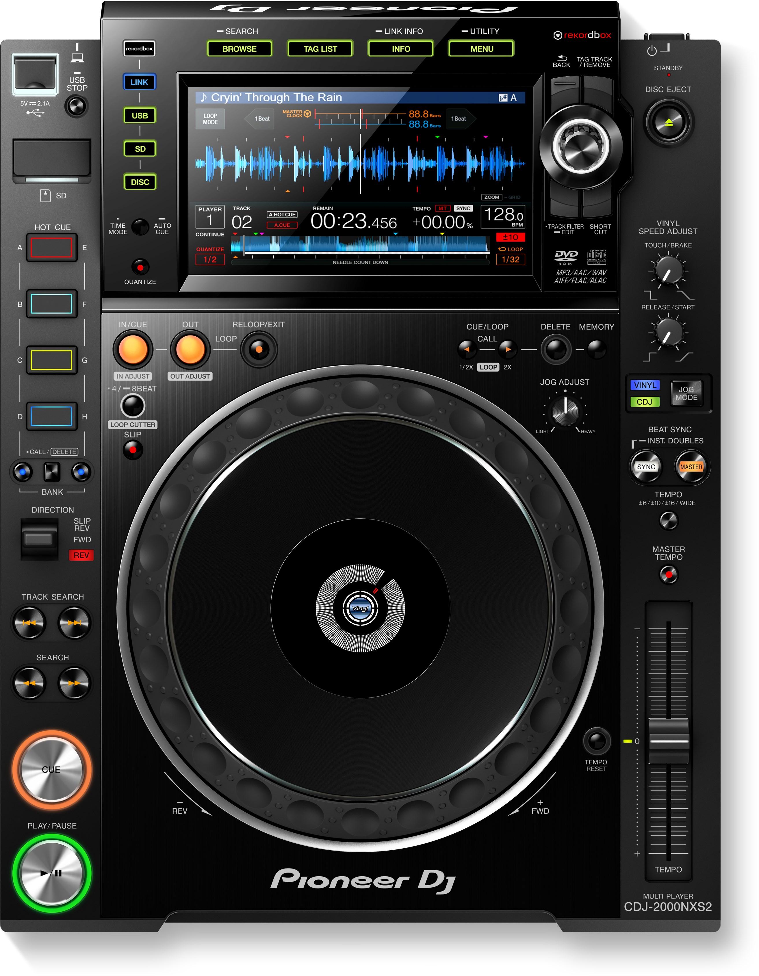 CDJ-2000NXS2
