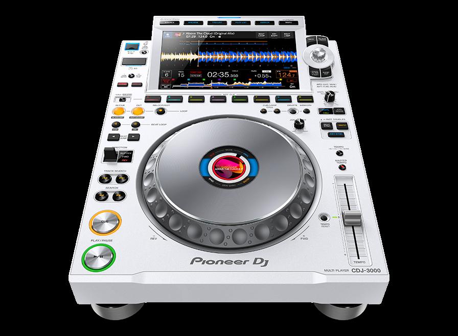 CDJ-3000-W-frontangle-hero