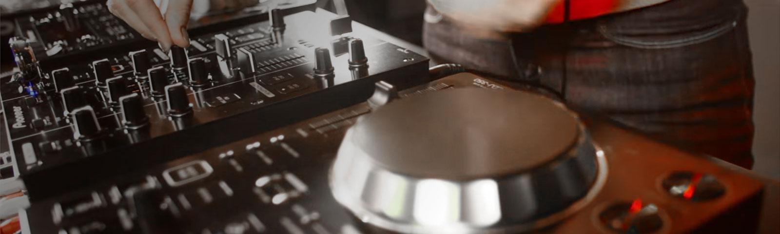 CDJ-350 - DJM-350 header