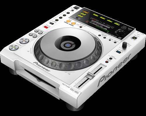 CDJ-850-W