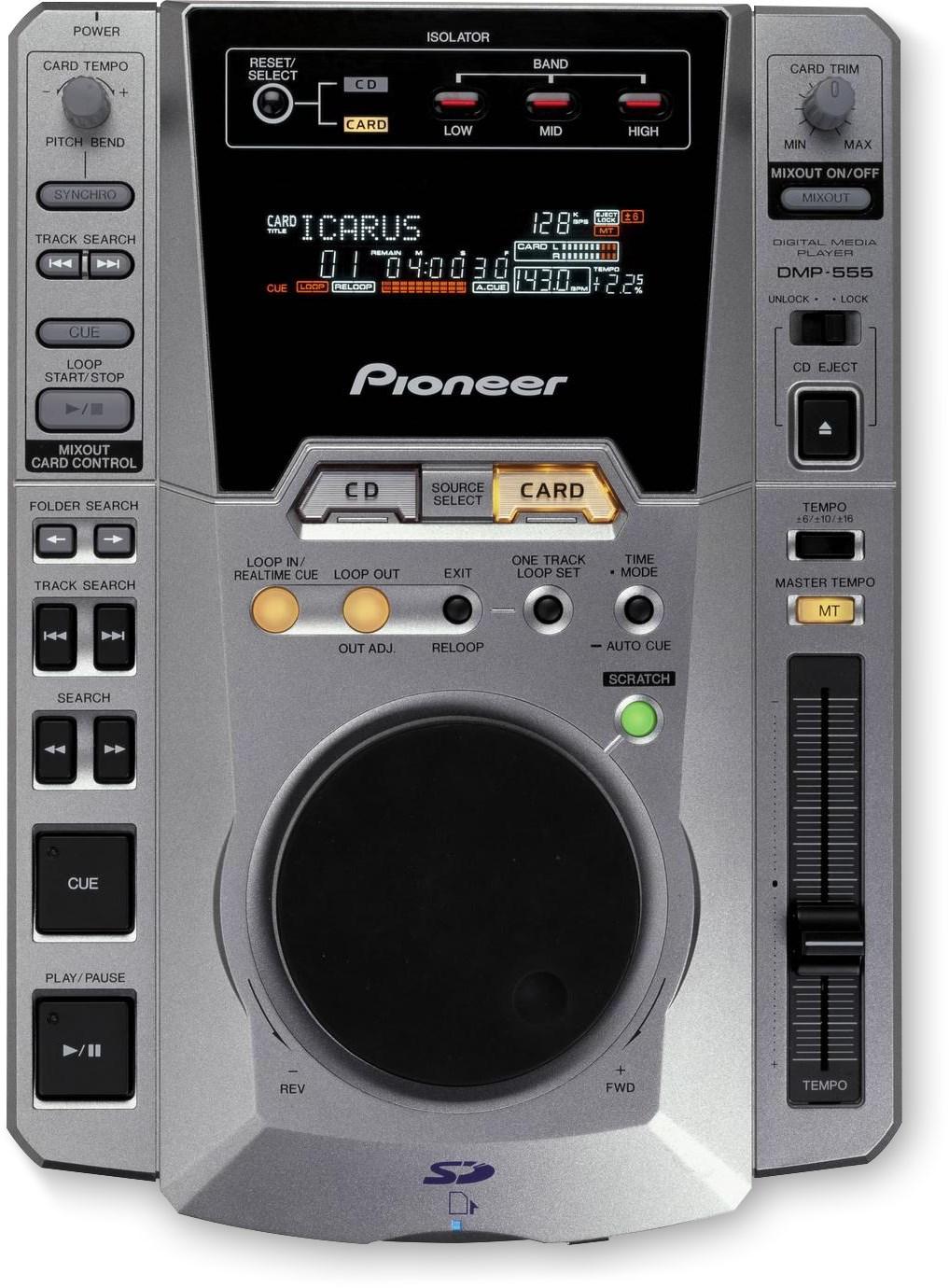 DMP-55 main