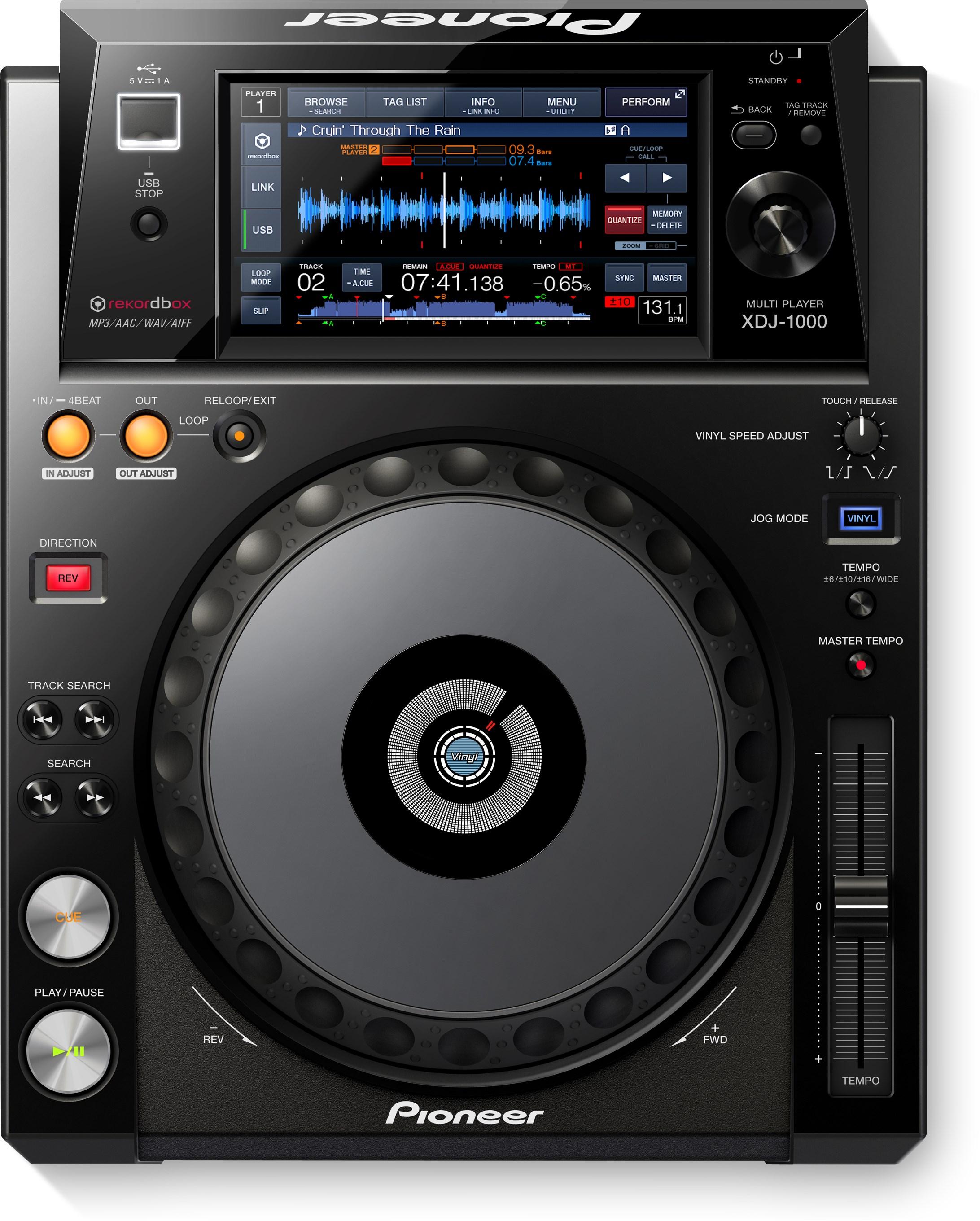 XDJ-1000