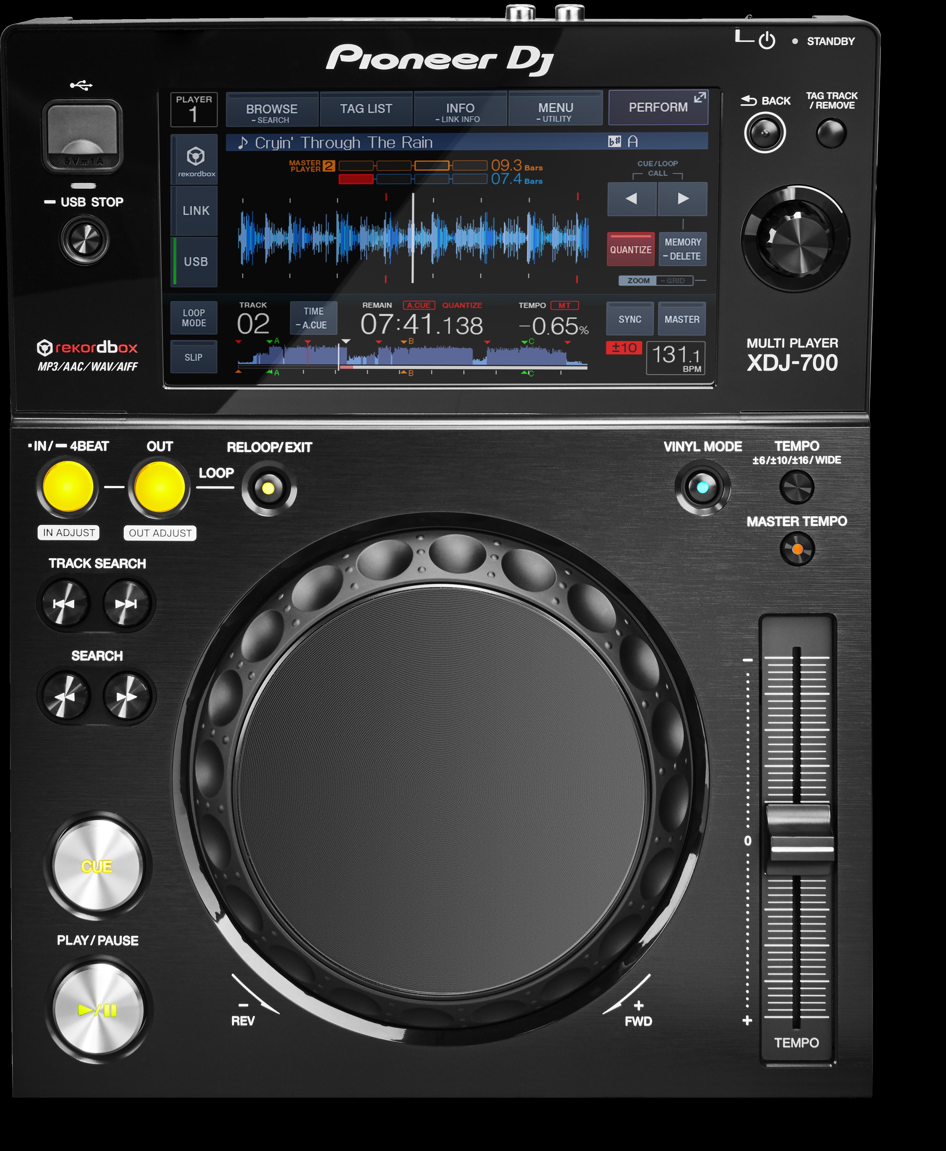 XDJ-700 main