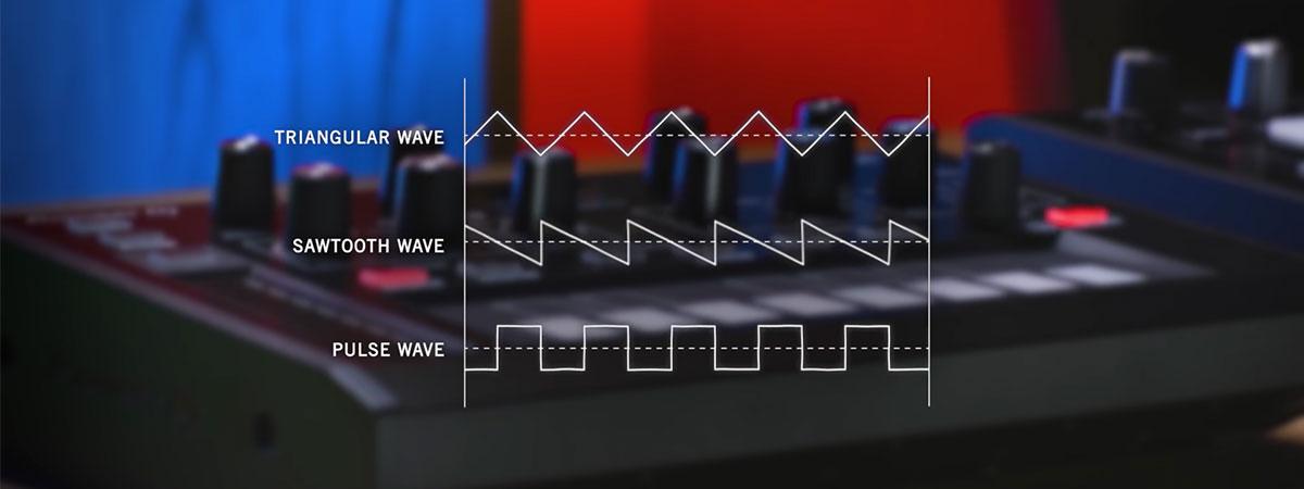 TORAIZ AS-1 tutorials - oscillators