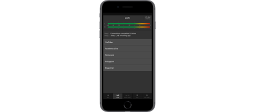 DJM-REC for iPhone