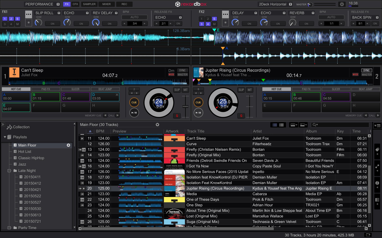 rekordbox dj multi releasefx