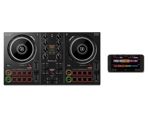 DDJ-200-wedj-for-android