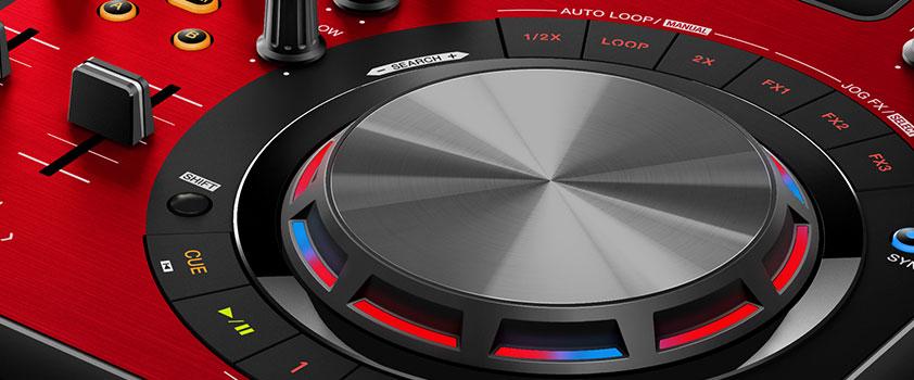 Spotify DJ App - djay by Algoriddim
