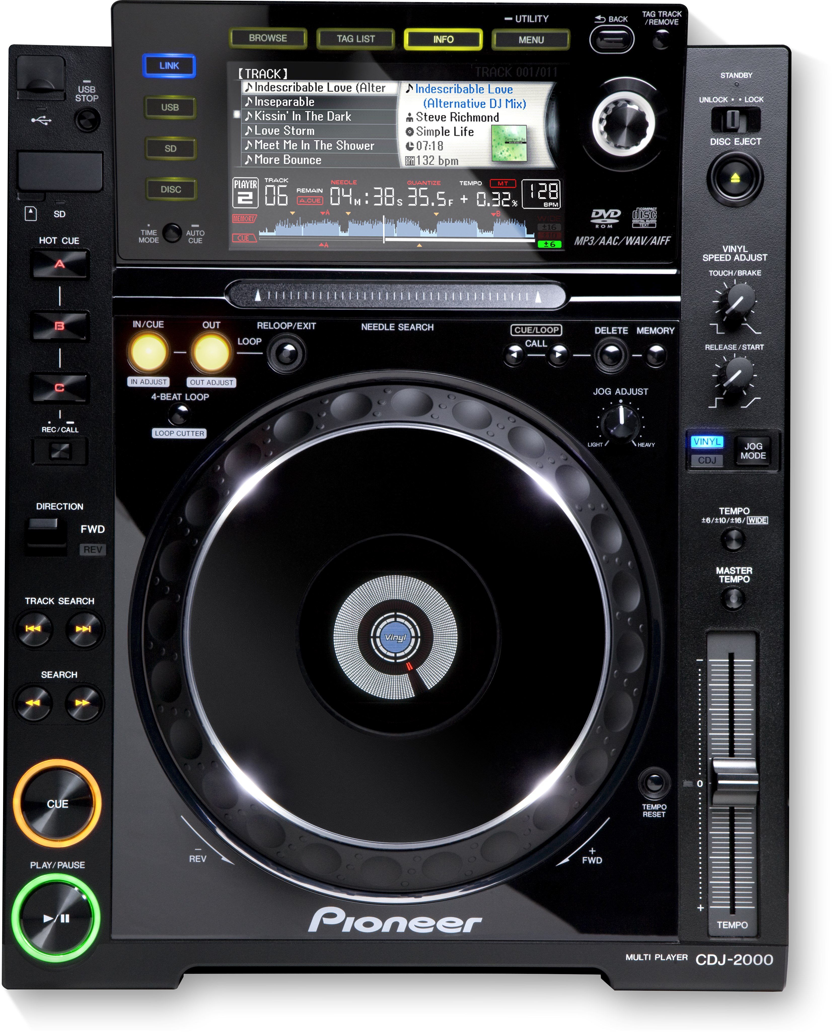 download firmware or software for cdj 2000 pioneer dj global english website. Black Bedroom Furniture Sets. Home Design Ideas